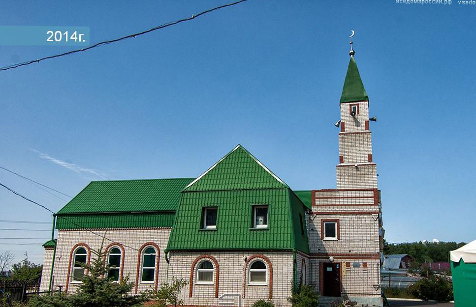 В казанской мечети «Сулейман» прошла пятничная проповедь на тему : «Ислам против террора».