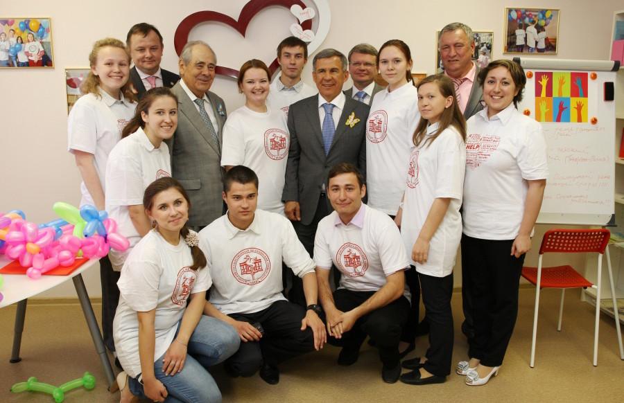 В Татарстане создается первый детский хоспис