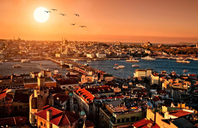 Остались в Стамбуле