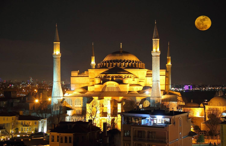 Все дороги ведут в Стамбул