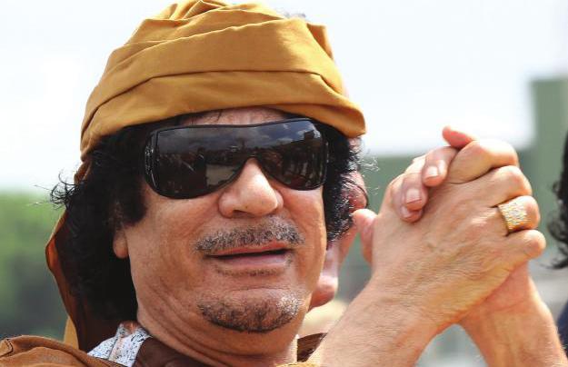 korrespondent.ru: Хронология войны. Как повстанцы приближали свержение режима Каддафи