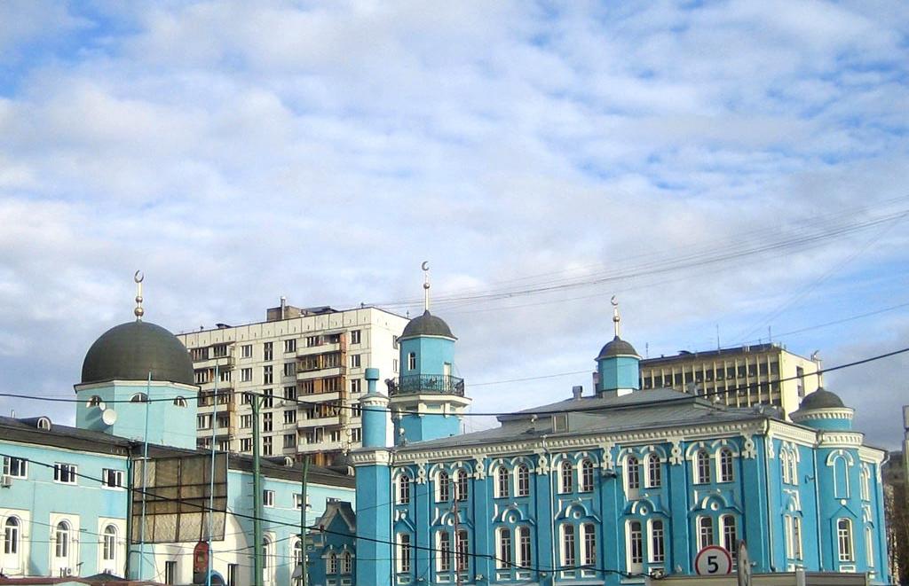 «The Washington Post»: В Москве разрушена центральная мечеть