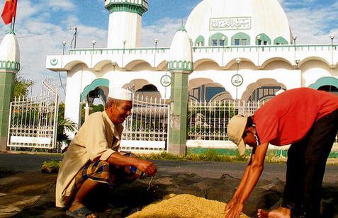 Мусульмане – самая малочисленная из 6 основных конфессий Вьетнама