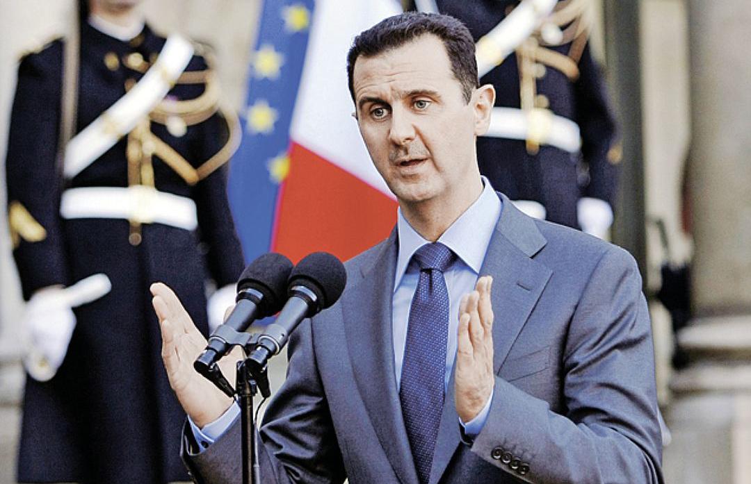 «Эхо Планеты»: Секретное учение президента Асада