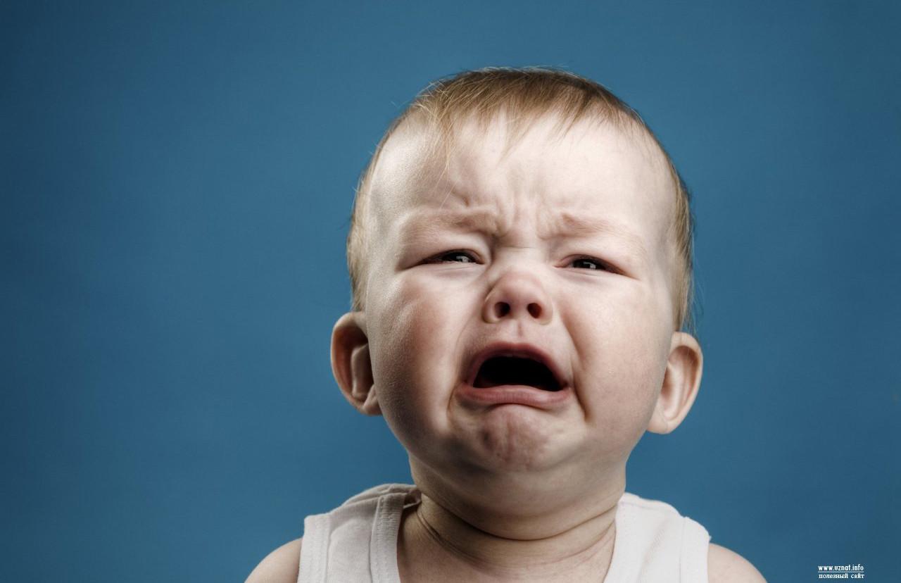 Молитва когда плачет младенец