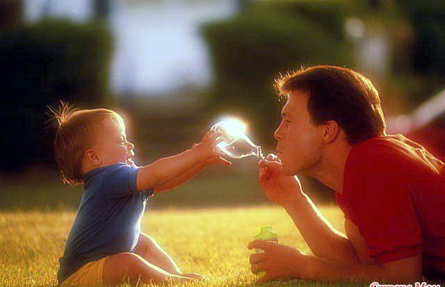Отцы и дети: неоценимая роль отца в воспитании детей