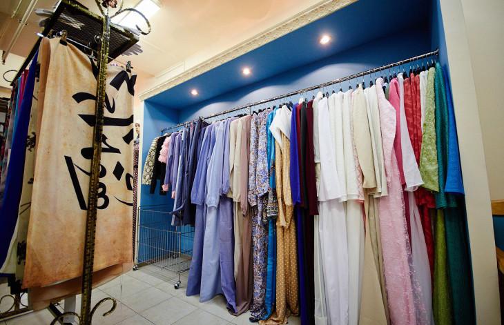 Где одеваются мусульманки Казани