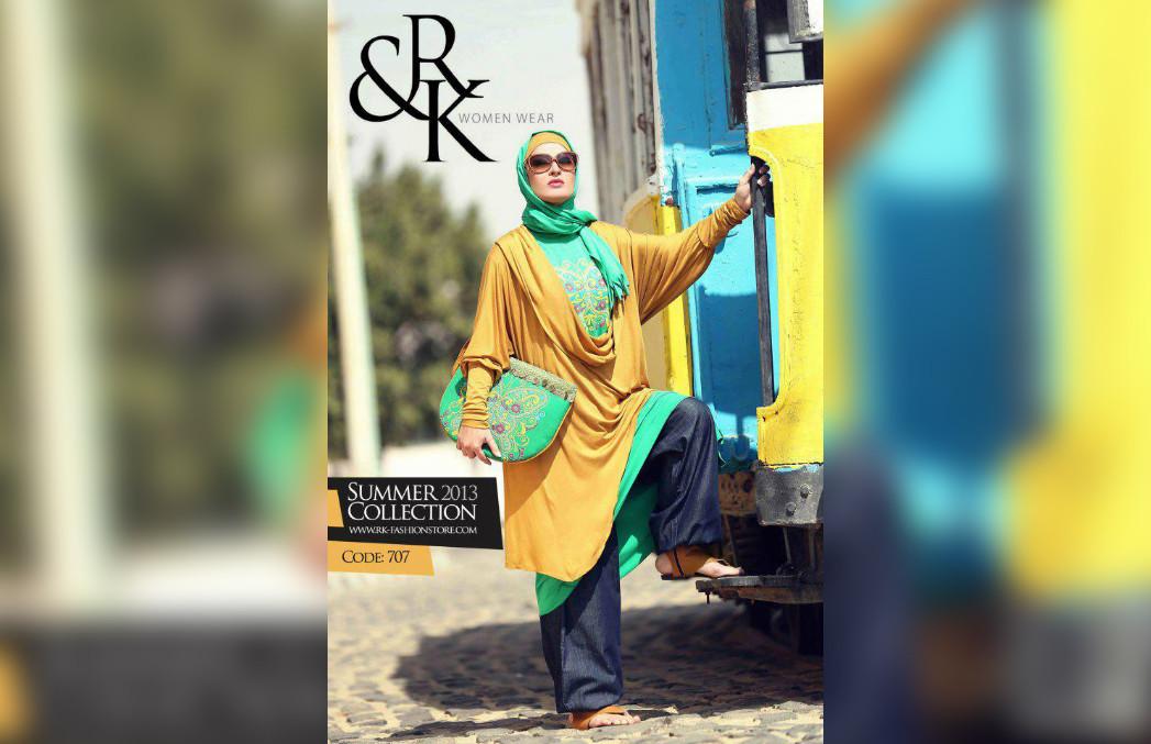 Мода и ислам