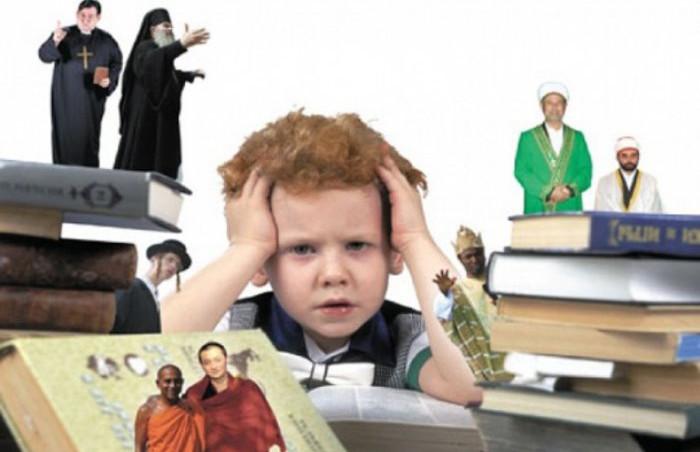 Священнослужители возьмутся за октябрьских четвероклассников