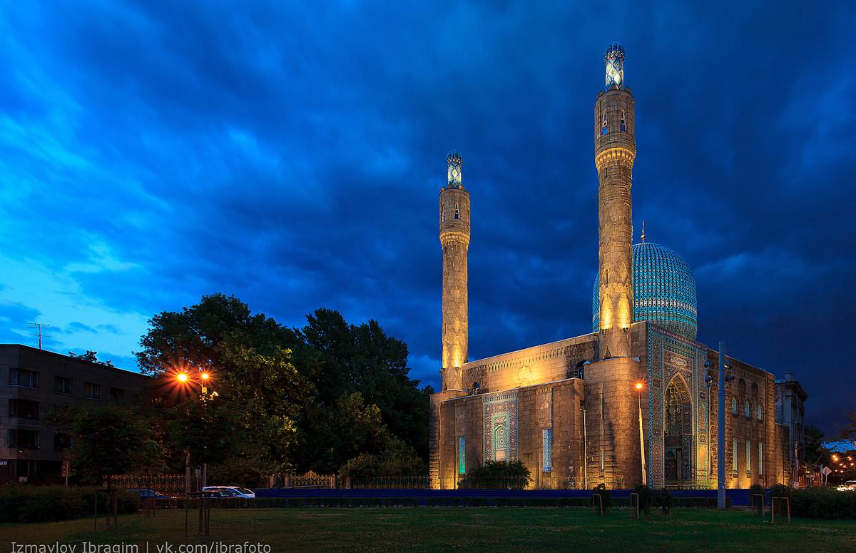 Ислам в Санкт-Петербурге: в тени Северной Пальмиры