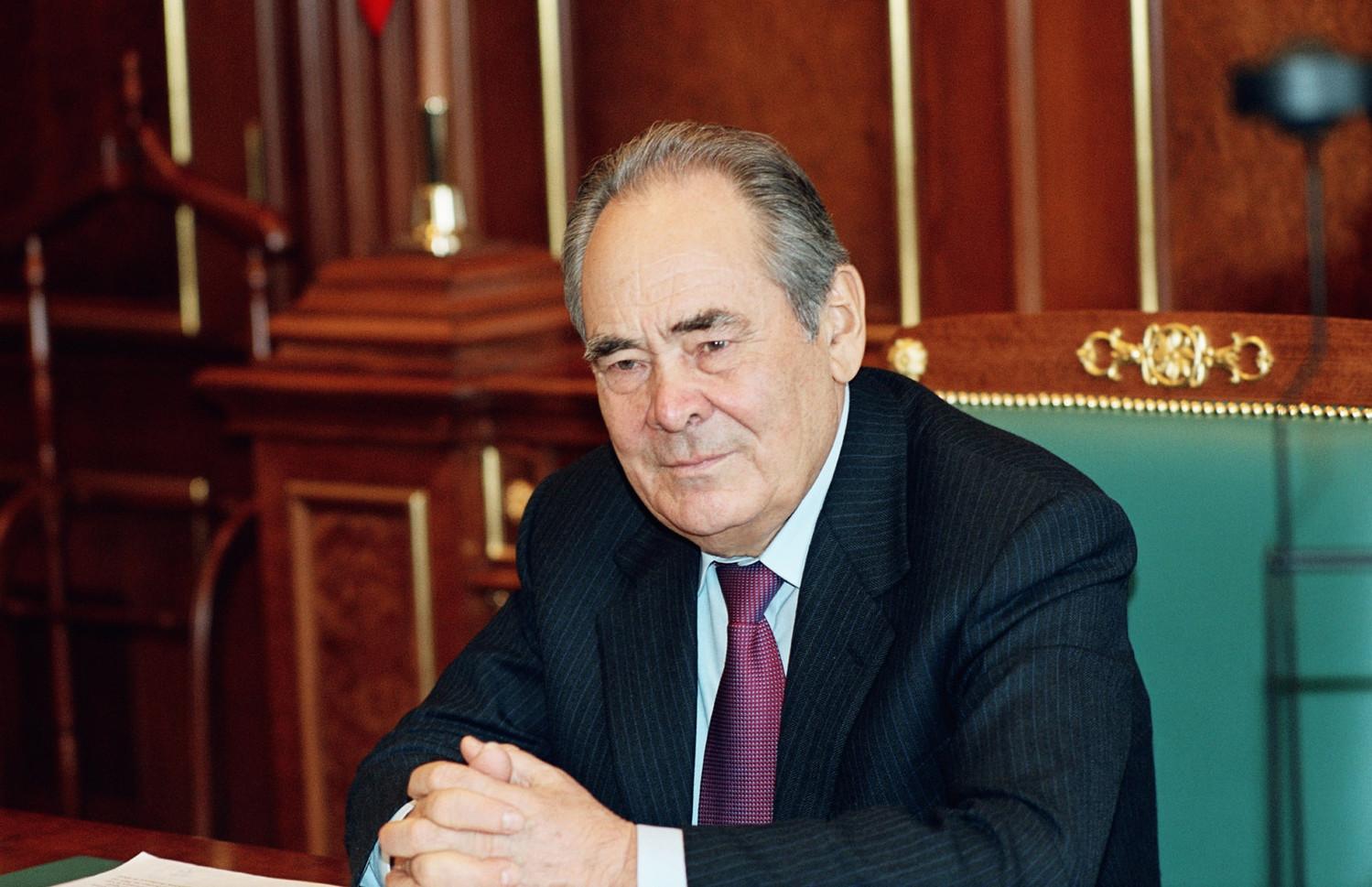 Модель Президента Шаймиева – образец для политиков мира
