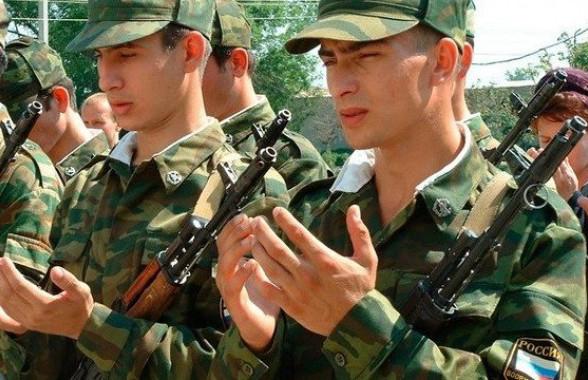 Мусульманская молодежь и армия