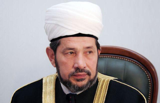 Гусман хазрат Исхаков: В Экспертном Совете должны быть люди разных конфессий и разных национальностей