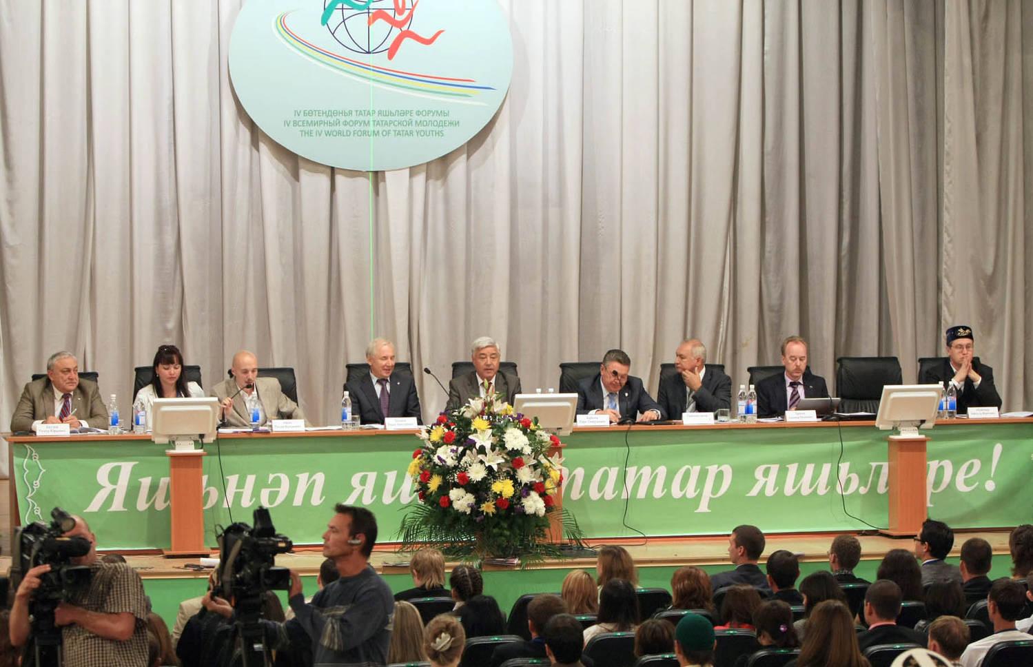 Руслан Айсин: Ислам - духовный стержень татарского народа