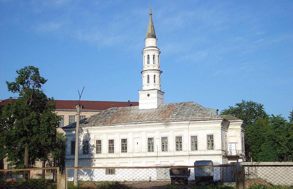 «Женская» мечеть