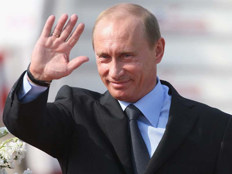 Президентский штандарт для будущего России