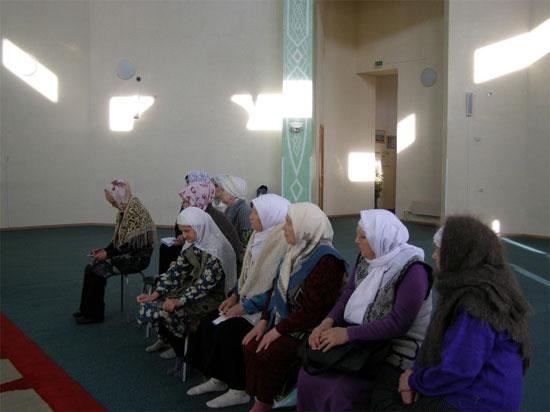 Мусульманки челны знакомства