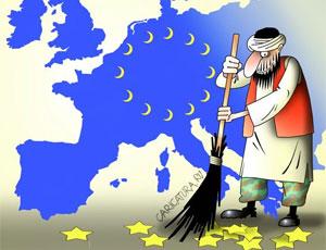 «Собачий джихад» в Европе