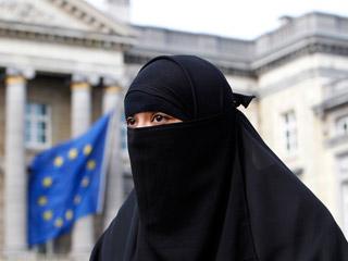 Почему Европе мешает никаб?