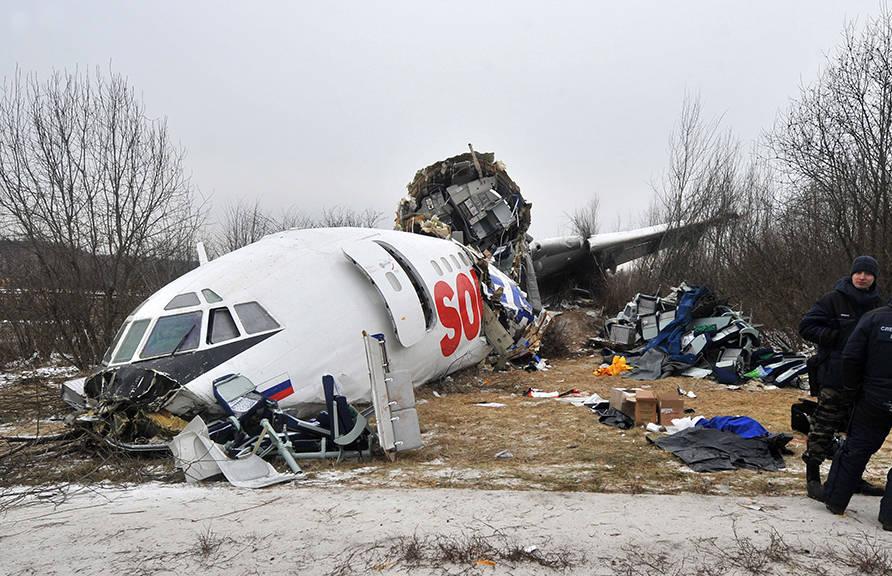 Пассажир ТУ-154 Г.Гитиномагомедов: «Мы просили о помощи Всевышнего»…