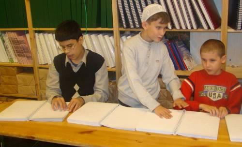 Незрячий мальчик стал призером конкурса Корана