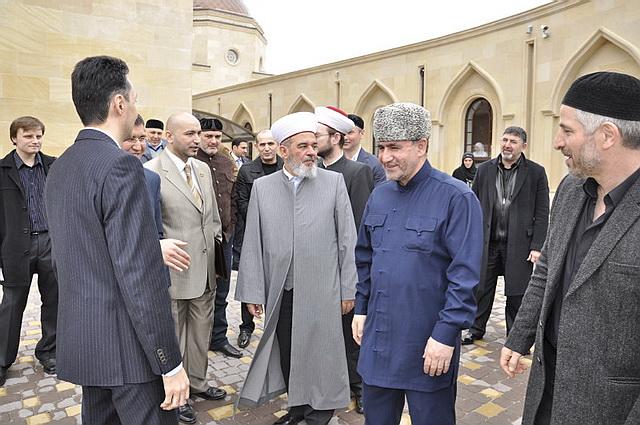 Чеченский раскол Северокавказского муфтията