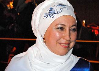 Наиля Зиганшина избрана председателем Союза мусульманок России