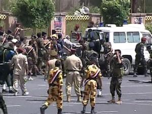 Йемен сотряс страшный взрыв