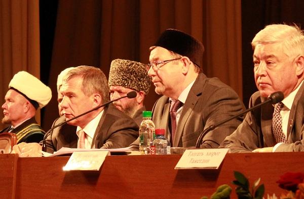 О концепции «Татары и исламский мир»