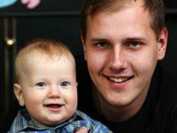 Отцовство улучшает эмоциональный фон мужчины
