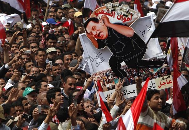 «Арабская весна» и бывшие лидеры
