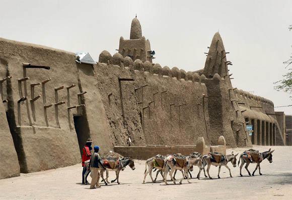 Слезы страны Мали