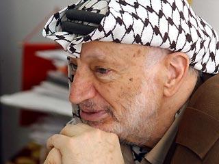 Полоний для Арафата