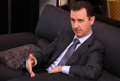 Интервью Башара Асада турецкой газете «Джумхуриет»