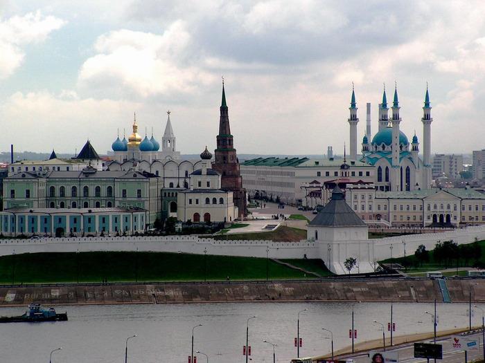 Казань, увы, уже не «Маленькая Мекка»