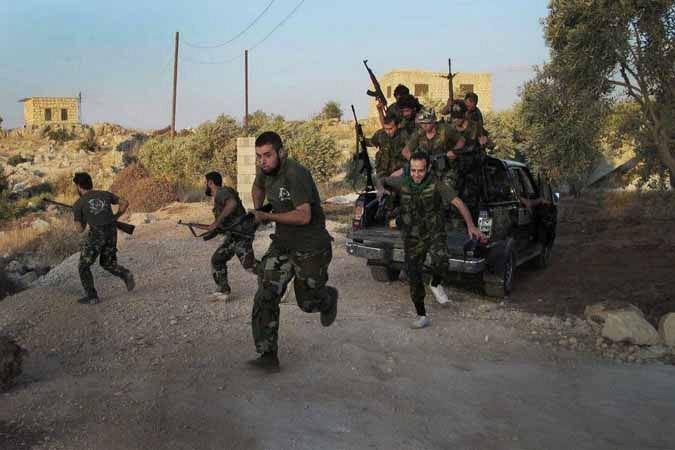 КП: Пять вопросов о войне в Сирии