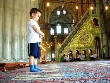 Родительский пример религиозности