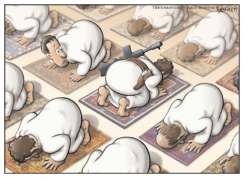 Почему в исламе нет экстремизма