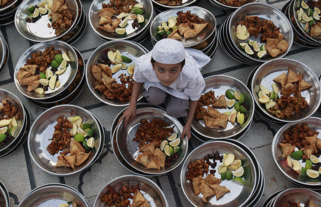 Уроки Рамадана для мусульманских детей