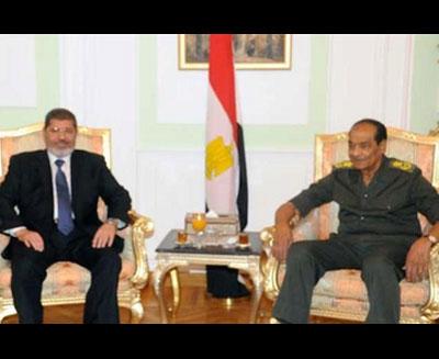 Постреволюционный переворот в Египте