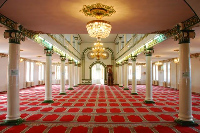 Где в Москве можно помолиться в  Ураза-байрам?