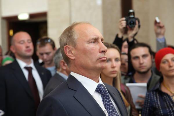 Болгар и Путин