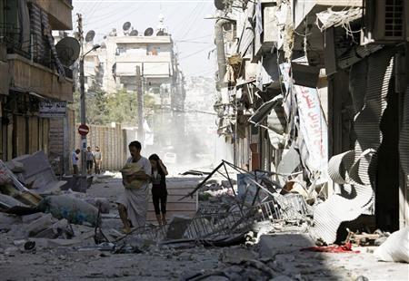 «Le Figaro»: Война в Сирии - «арабская весна» превратилась в «исламистскую зиму»
