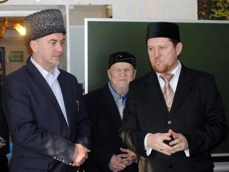 Имам-мухтасиб Казани: «Илдара хазрата Баязитова есть за что хвалить»