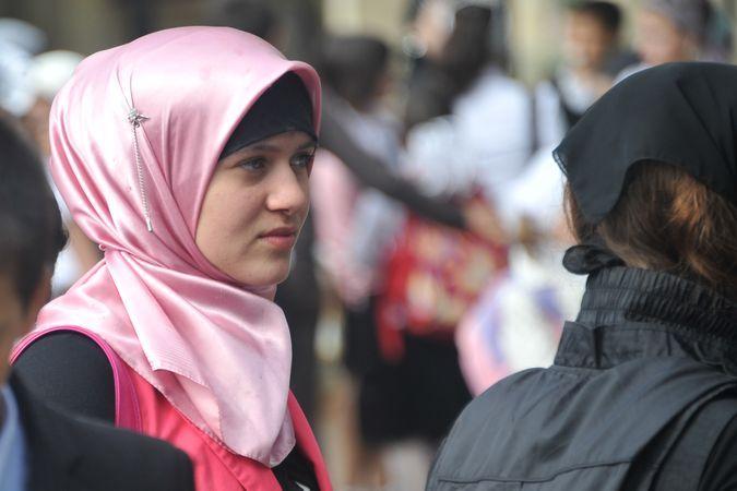 На Ставрополье учениц в хиджабах не пустили в школу