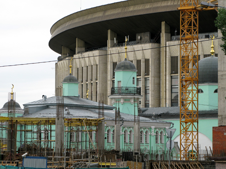 Где помолиться в Москве на Курбан-байрам?