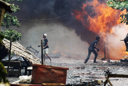 Геноцид мусульман в Мьянме продолжается