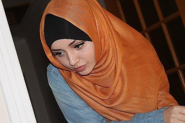 фото девушка мусульманка