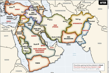 Цели США на Ближнем Востоке