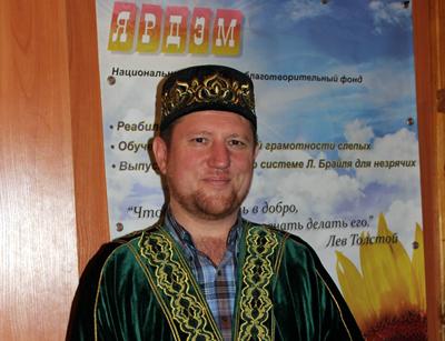 Илдар Баязитов: «Все началось со слепой бабушки, которая захотела изучать Коран»